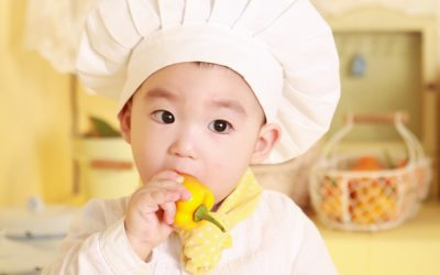 5 Surprising Benefits of Cooking With Your Kids