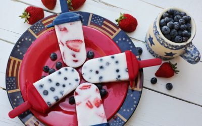 10 Healthy 4th of July Snacks For Kids