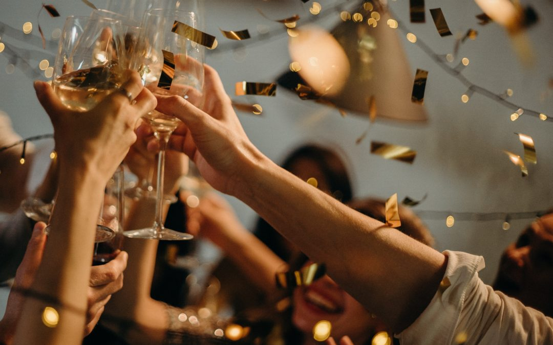 10 Realistic New Year's Resolutions You Can Totally Keep