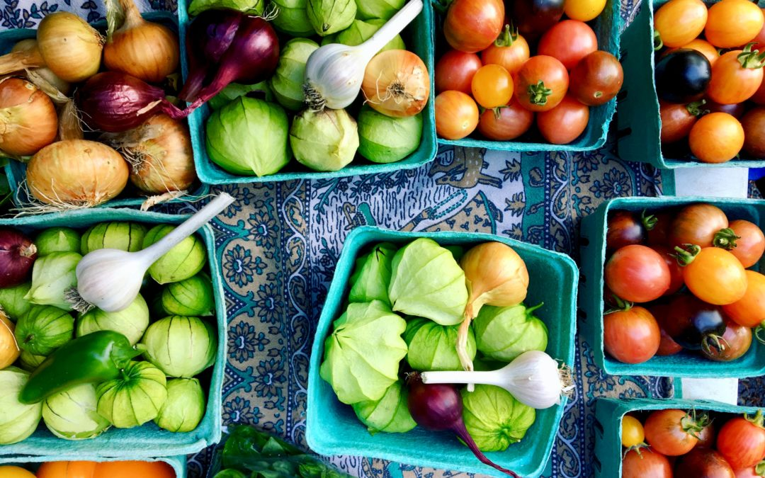 9 Long-Lasting Fruits and Vegetables