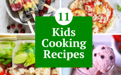 11 Kids Cooking Recipes