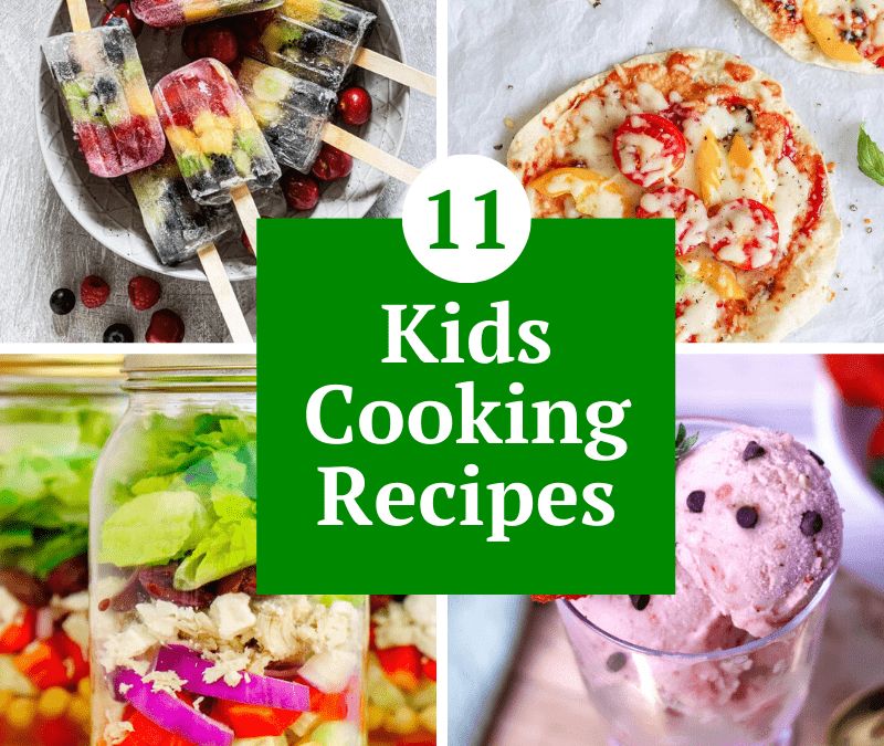 kids cooking recipes