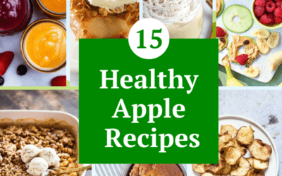 15 Healthy Apple Recipes That Aren't Apple Pie