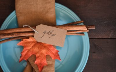 10 Healthy Thanksgiving Tips