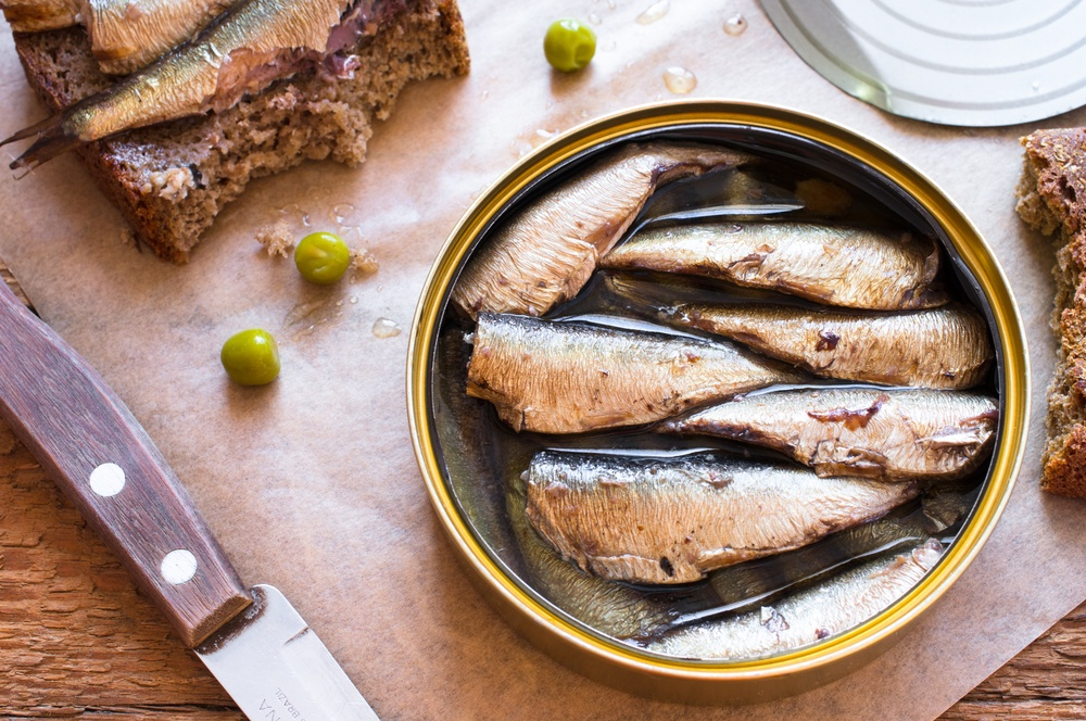 canned fish recipes